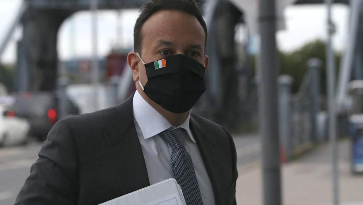 Varadkar claims SF supporters target him with racist and homophobic abuse