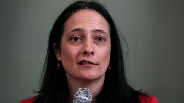 Green Party deputy leader Catherine Martin (Brian Lawless/PA)