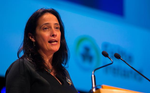 Minister for Tourism, Culture, Arts, Gaeltacht, Sport and Media Catherine Martin. Picture: Gareth Chaney/Collins