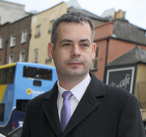 Pearse Doherty, Sinn Fein deputy for Donegal South-West
