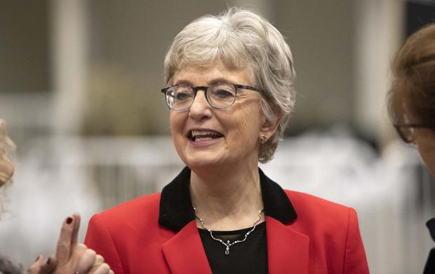 Former minister Katherine Zappone. Photo: Colin                   Keegan, Collins