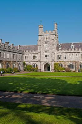 Close to home: Almost two thirds (62pc) of University College Cork's (UCC) student population hail from Cork