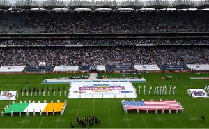 A Croke Park Classic for US College football