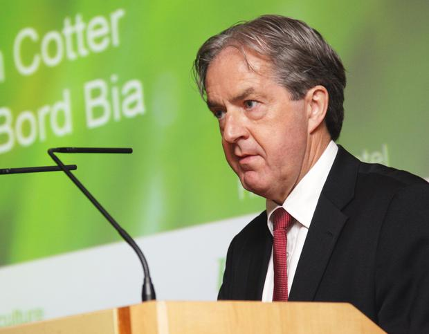 For Bord Bia Chief Executive Aidan Cotter. Photo: Lorraine Teevan