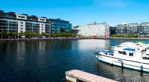 EXPERIENCE: The rejuvenation of the south docks on the River Liffey has been a success. The new plan seeks to bring the expertise and experience of developments like this to other towns