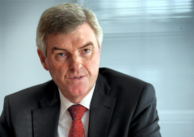 Irish Water chief John Tierney