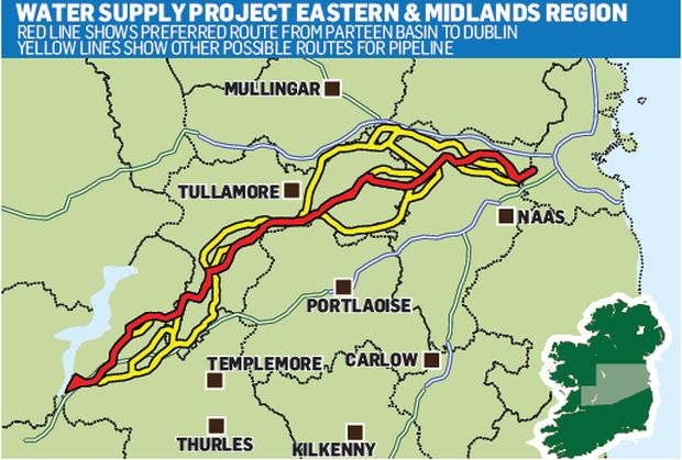 Water Supply Project Eastern and Midlands Region