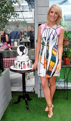 Pippa O'Connor at her 30th Birthday Party