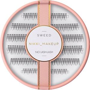 @Nikki_Makeup's collaboration with Sweed lashes has resulted in the 'No Lash Lash' (€24)