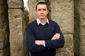 Former rugby player Alan Quinlan is Aramark's Healthy for Life ambassador