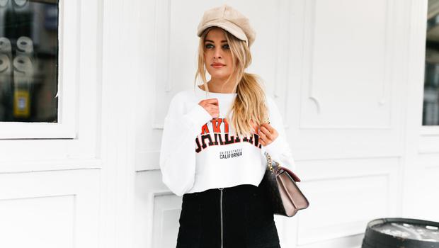Top blogger Louise Cooney