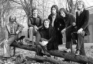 The Incredible String Band also hung out with Victoria's mum and dad
