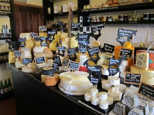 The Little Cheese Shop in Dingle