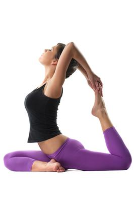 Yoga and runninng are also good activities to do