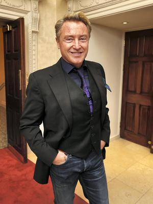 Bar buzz: Dance legend Michael Flatley at the Shelbourne