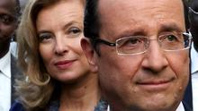 Outrageous admissions: Valerie Trierweiler and her former lover Francois Holland