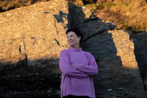 Trish Kearney, author of 'Above Water', in which she tells of the psychological damage caused by George Gibney's abuse. Picture by Clare Keogh