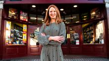 Meave Ryan, the CEO of The Book Centre Waterford