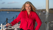 Denise Robinson says dating in her 50s is harder than she thought