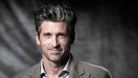 Patrick Dempsey popped in for a visit. Photo: Joel Saget/Getty Images