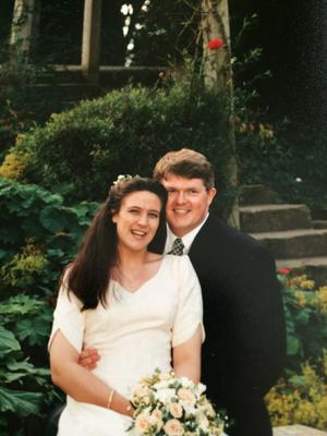Dermot Casey and wife Jennifer declined to attend a pre-marriage course in 1997