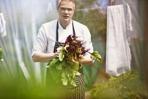 Martijn Kajuiter, Executive Chef at the Michelin-star House Restaurant at Cliff House Hotel in Ardmore