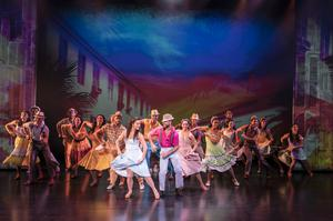The cast of 'On Your Feet'
