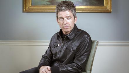 A picture of youth: Noel Gallagher is 54. Photo: Tony Gavin