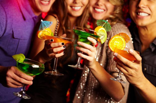 Alcohol-free cocktails are gaining in popularity