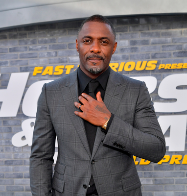 A-listers: Idris Elba, and Tom Hanks and his wife Rita, all tested positive for Covid-19