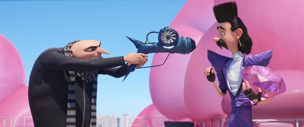 Despicable Me 3 is arguably the best of the bunch