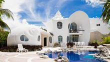 The Seashell House ~ Casa Caracol  Isla Mujeres, Mexico