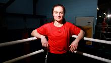 Irish Olympic hopeful Kellie Harrington. Photo: Karen Morgan