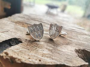Tracy Gilbert cufflinks
