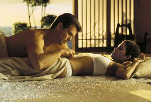 Pierce Brosnan and Halle Berry in Die Another Day