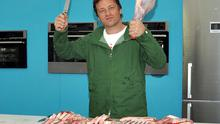 Pukka chef: Jamie Oliver has appeared at Taste of Dublin.