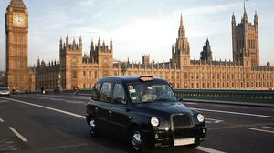 Letting black cabs alone use bus lanes isn't illegal.