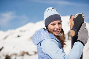 Give your skin some extra TLC while on the slopes