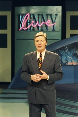 Pat Kenny on 'Kenny Live'