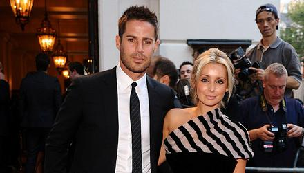 Jamie and Louise Redknapp in happier times