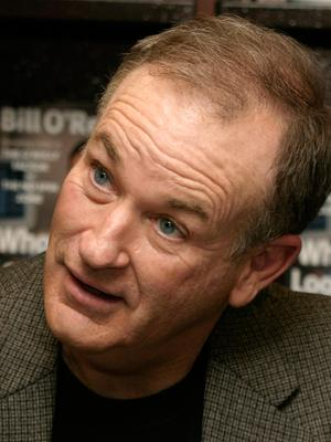 Fox presenter Bill O'Reilly