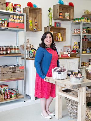 Home comforts: Lily Ramirez-Foran wants Irish people to see how healthy Mexican food can be