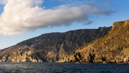 Sliabh Liag in Co Donegal