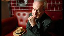 CHAPTER AND VERSE: John Banville, above, talked candidly last week about the deep sense of embarrassment and shame the books written under his own name imbue him with.