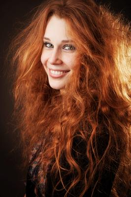 Redheads turn into stunners at a certain age. Photo: Deposit