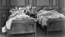 Uncomfy bedfellows? Sleeping separately can promote a better night's sleep