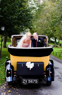 Betty Darcy and Stephen Ryan held their reception in Castle Durrow
