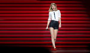 Taylor Swift songs have found their way on to many forty-something playlists.