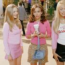Back-stabbing: Lindsay Lohan, Amanda Seyfried, Lacey Chabert and Rachel McAdams in 'Mean Girls