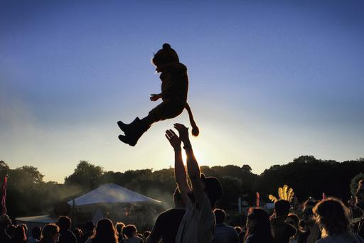 The kids are alright...at summer music festivals.